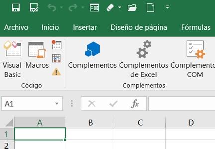 Excel Programación VBA - SDS training