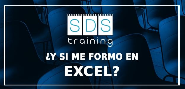 ¿Y si me formo en Excel?