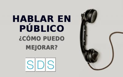 Comunica eficazmente: hablar en público