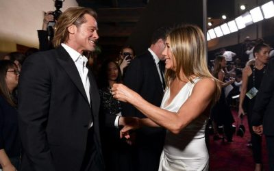 Te esperamos Mr. Brad Pitt